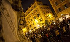 The Top 3 Districts in Rome for Drinking & Clubbing Rome Guide, Outdoor Cafe, Best Club, Alleyway, Italy Travel, Where To Go, Night Life, The Neighbourhood, Santa Maria
