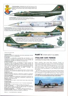 Lockheed Starfighter by Teodoro Lolo - issuu Military Jets, Military Aircraft, Sabre Jet, Aircraft Images, Aviation Art, Luftwaffe, War Machine, Usmc, Air Force