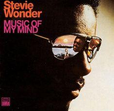 Stevie Wonder - Music of My Mind (CD)