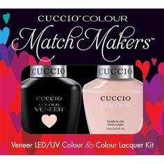 Cuccio Colour Veneer - I Left My Heart in San Francisco
