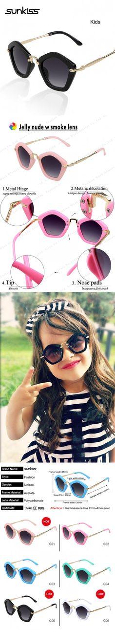 2016 Baby Girls Sunglasses Brand Designer UV400 Protection Lens Children Sun Glasses Cute Kids Sunglasses Cool Goggles