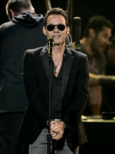 Yeah Baby you Rock♡, Marc Anthony @ The Latin Grammys Award ...11/212013