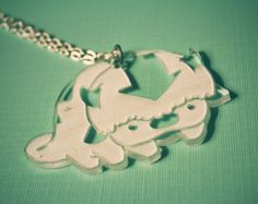 Appa The Last Air Bison - Avatar the Last AirBender///Acrylic Necklace