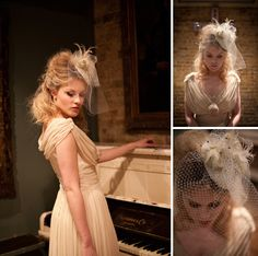 Decadence and Attitude ~ A French Revolution Inspired Photoshoot for Brides...