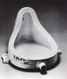 Marcel Duchamp/Fuente(1917) マルセル・デュシャン/泉