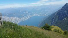 Vom Monte Baldo Aussicht auf den Gardasee Mountains, Nature, Travel, Hiking, Naturaleza, Viajes, Destinations, Traveling, Trips
