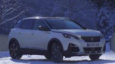Kompakt-SUV ohne Allrad: So schlägt sich der Peugeot 3008 im Schnee
