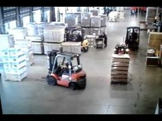 Temp cant drive a forklift without messing up. Training Videos, Outdoor Power Equipment, Safety, Youtube, Security Guard, Garden Tools, Youtubers, Youtube Movies