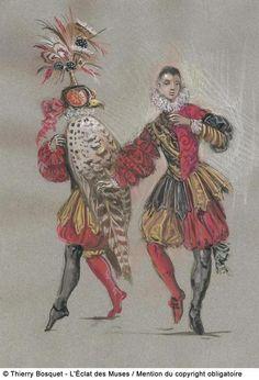 © Thierry Bosquet - L'Eclat des muses - Le Ballet de la Merlaison - Christine Bayle / L'Eclat des Muses