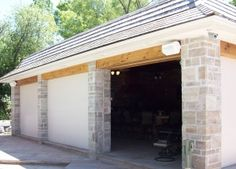 All-Rite Doors - Roll Shutter Cabana - they all open and hide away!  Love!