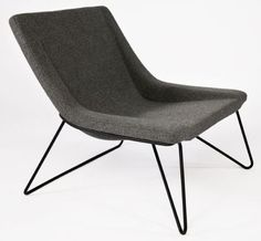 The Apollo Easy Chair by Vujj
