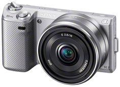 Sony NEX-5N Silver