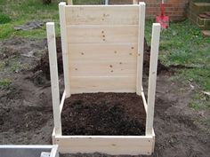 Read How to Build a Potato Tower to learn more about and vegetable gardening from VeggieGardener.com.