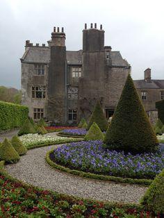 Levens Hall, Cumbria