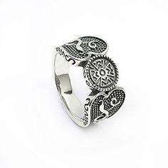 Viking Plain Ring (C-4041) - Viking Jewelry