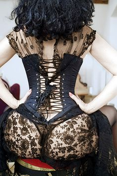 such  a pretty corset!!!