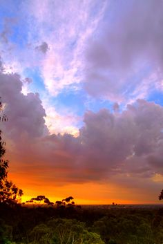 ~~Loud Clouds | Sunset at Langman Reserve in Adelaide, South Australia | by Almost Neutral Density~~