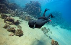 Stress-Busting Tips from Freedivers | Men's Health