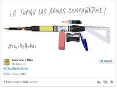 Charlie Hebdo : Banksy, Plantu, Zep... rendent hommage à leurs confrères - Linternaute.com Actualité