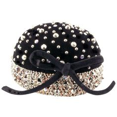 1960's Yves Saint Laurent  Hat *Paris-New York *Saks Fifth Avenue from Giddy at RubyLane.com