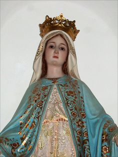 The Blessed Virgin