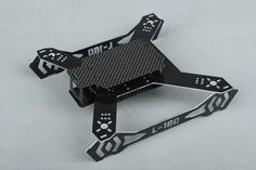 160 Carbon Ffiber 4 Axis Micro FPV Quadcopter Indoor Drone Frame