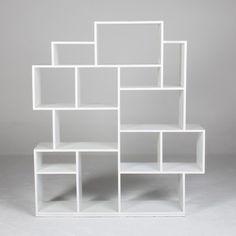 PARIS WHITE BOOKCASE - HD Buttercup Online – No Ordinary Furniture Store – Los Angeles & San Francisco