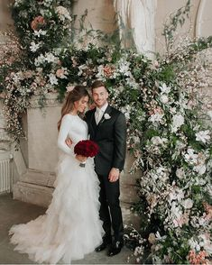 Hugest congratulations to @lydiaemillen & @aligordon89. It was an absolute pleasure working with you on your dress @lydiaemillen you look sensational and were a joy and a dream client one that I now call a friend. I'll miss our fittings... . . . . . #brid