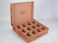 Resultado de imagen para cajas de te de madera