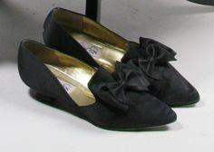 Irene Sharaff - Costumes de Films - Le Chant du Missouri - 1944 - Judy Garland - Chaussures petit Noeud