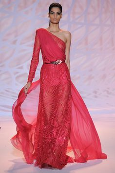Zuhair Murad Fall 2014 Couture Fashion Show - Bhumika Arora (Elite)