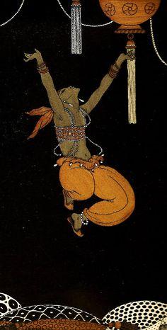 George Barbier's artwork/Retro Still/4. Обсуждение на LiveInternet - Российский Сервис Онлайн-Дневников