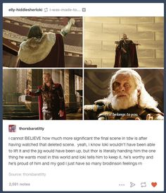 Thor/Thor: The Dark World