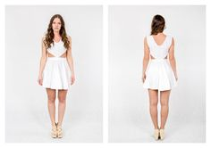 PARADOX SS15 'Details' Collection White lace dress - 19.000HUF