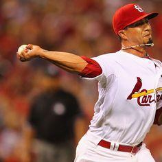 Starting pitcher- Kyle Lohse  7-20-12
