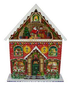 Look what I found on #zulily! Santa's Attic Advent Calendar #zulilyfinds