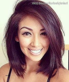 Short To Medium Hairstyles For Fat Faces Awesome Gallery Of Short Medium Haircuts For Round Faces Viewing 10