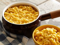 Good Eats Alton Brown's best macaroni and cheese recipe