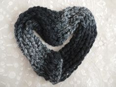 WOOL SCARF! Christmas gift ideas, For Girl, For women, For Men. Express Shipping. Shadow and 10 Colours- Circle scarf, infinity scarf. by beyazdukkan on Etsy https://www.etsy.com/listing/262995406/wool-scarf-christmas-gift-ideas-for-girl