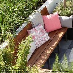 Outdoor Sofa, Outdoor Furniture, Outdoor Decor, Garden Ideas, Indie, Gardening, Patio, Kitchen, Home Decor