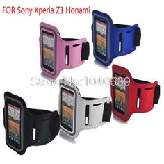 For Sony Xperia Z1 Honami New Sports Armband Strap Case $4.15