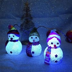 1PC Christmas Decoration Color Led Snowman Only For: NZ$8.29 https://www.wowrox.com/auctions/home-living/1pc-christmas-decoration-color-changing-led-snowman-06278141/