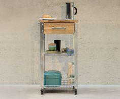 Mobiler küchenwagen ~ Küchenwagen mit schubladen best möbel küche images on