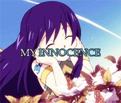 fairy tail, wendy marvell.gif