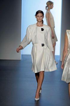Calvin Klein Collection SS 2009 Summer Coats, Calvin Klein Collection, Girl Style, Girl Fashion, Shirt Dress, Shirts, Dresses, Women's Work Fashion, Vestidos