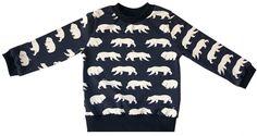 Petite fabrique de rêves - Patrons de couture gratuits: Patron et instructions de couture gratuits : Sweat-shirt enfant