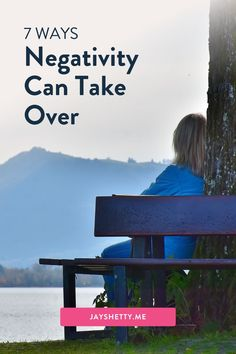 Learn how to stop letting negativity from taking over your life. Jay Shetty shares the 7 different types of negativity that can control your life. Jay shares simple tips to help us better deal with negativity when it appears. I'm Jay Shetty - an author, podcast host, former monk, and purpose coach. My vision is to make wisdom go viral in an accessible, relevant, & practical way. Anger Quotes, Removing Negative Energy, Train Your Mind, Negative People, Positive Motivation, That One Friend, Not Good Enough, Stay Strong, Hard Times