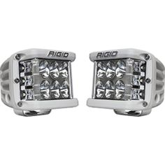 Rigid Industries D-SS Driving - Pair - White-White LED