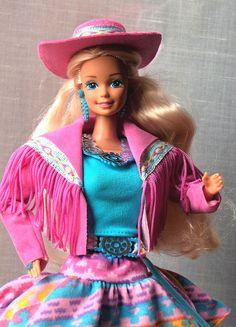 Barbie Western Fun 1989 | por 80Barbie collector