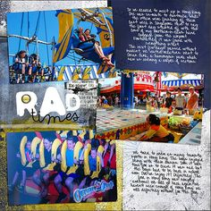 """Scrapbooking Ideas for Making Pages with 4""""x6"""" Photos  Audrey Tan   Get It Scrapped"""